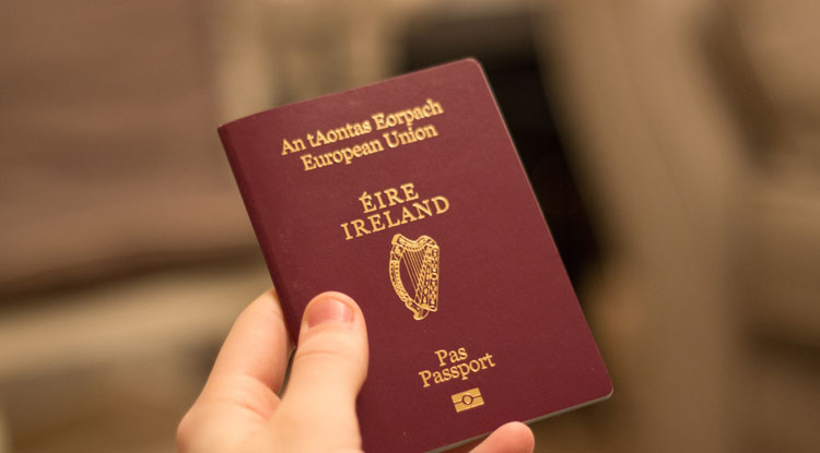 Irish Passport Translation Documents